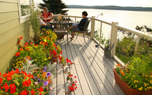 Cliff House B&B, Kodiak, Alaska, bed and breakfast