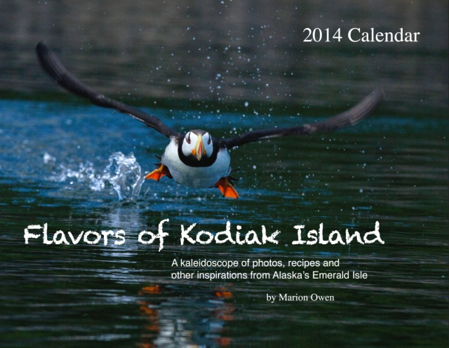Kodiak, Alaska, photography, workshops, calendar, puffin