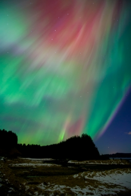 aurora borealis, northern lights, predict, prediction, CME, space, space weather, Kp index, photograph, photography, photos, auroral oval