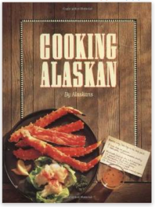 recipes, Alaska, seafood, fish, cookbook