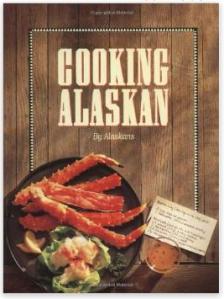 recipes, Alaska, seafood, fish, cookbook