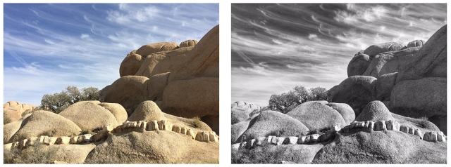 snapseed, polarizer, polarizing filter, photo tips, photography tips, photo apps, Instagram, Joshua Tree National Park, Arizona