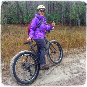 Florida Everglades by bike -- fat tire!