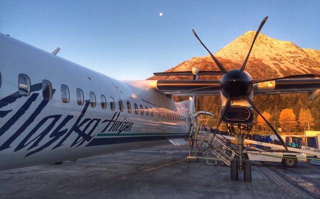 Alaska Airlines, Kodiak, Alaska, travel