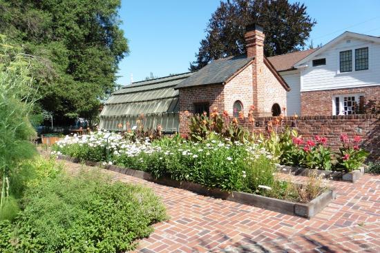 Luther Burbank's home and garden in Santa Rosa, California.