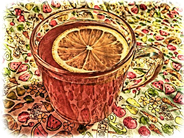 oregano, tea, cold, flu, cure, herbs, herbal, liquid, hot, seasonal, sore, throat