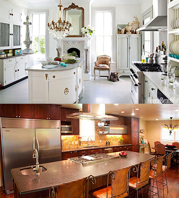 kitchen, design, unreal, fake, gawdy, showy