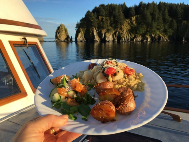Galley Gourmet dinner cruise