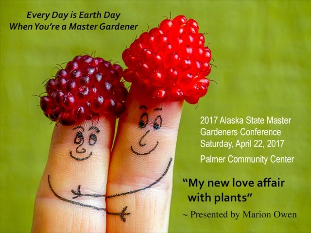 Alaska Master Gardener Conference